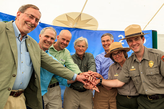 Science-based stewardship for America's National Parks, with David Shaw & Brian Skerry