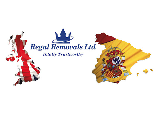 Gran Alacant Advertiser – Regal Removals