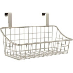 Spectrum Diversified 56177 Over The Cabinet Small Grid Basket