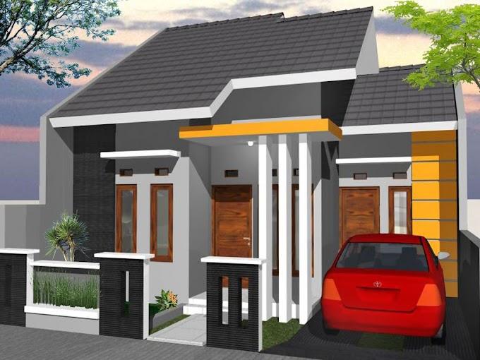 Rumah Minimalis Cantik 1 Lantai | Ide Rumah Minimalis