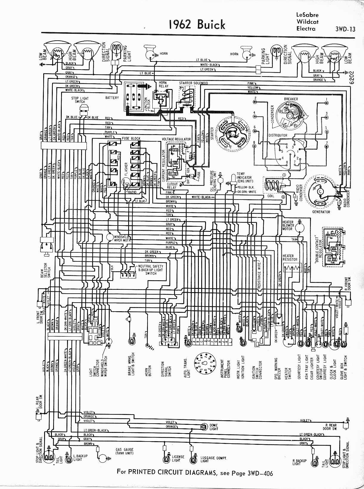 63 Fairlane Wiring Diagram