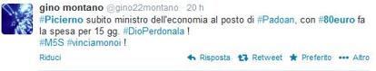 «Con 80 euro spesa per due settimane»Picierno nel mirino dei social network