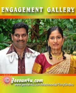 Tony Sindhu Wedding Pictures at St. George Church Pala Kerala