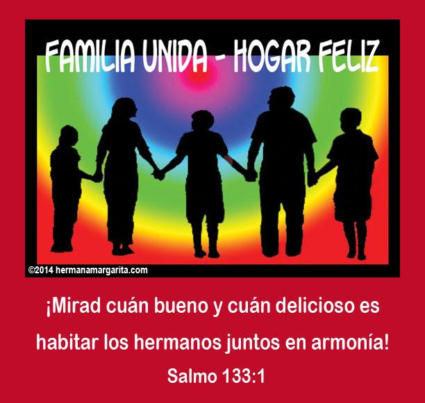 Oración de la mañana familia salmo
