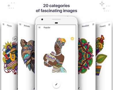 77+ Coloring Book For Me & Mandala Apk Mod Picture HD