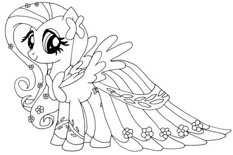 Mewarnai Gambar Unicorn H Warna