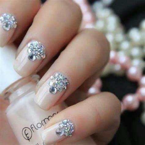 1000  ideas about Elegant Bridal Nails on Pinterest