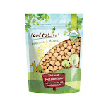 Organic Garbanzo Beans, 5 Pounds - by Food to Live