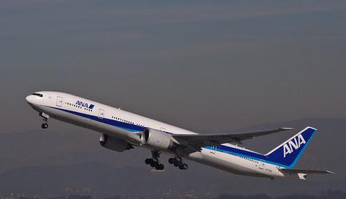 All Nippon Airways - JA734A