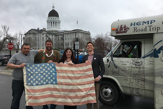 Hemp Road Trip Documentary Travels Cross Country To Deliver Powerful Message Of Pro-Hemp Advocacy – Ministry of Hemp