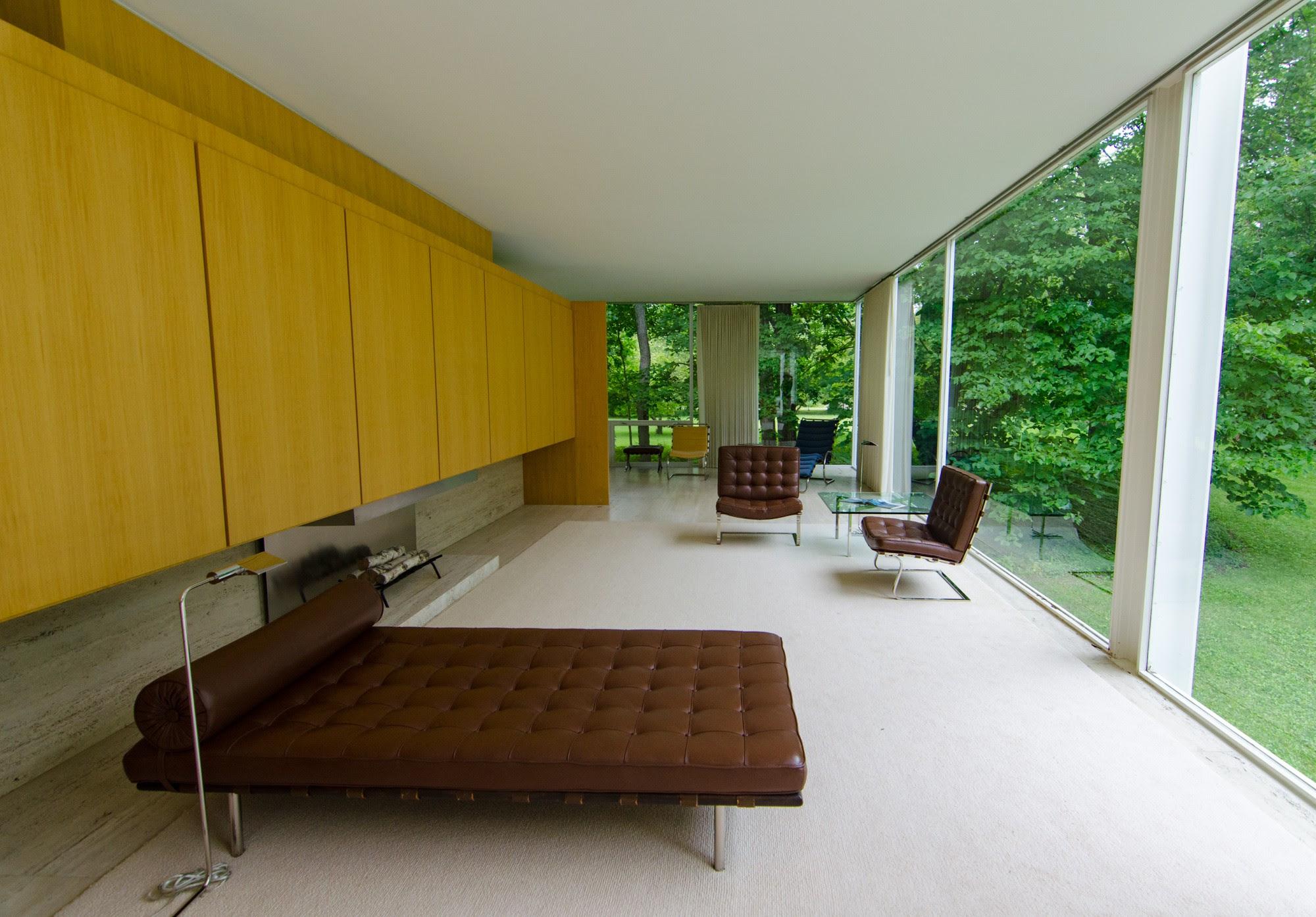 farnsworth house eric allix rogers 02