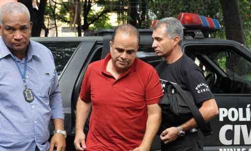 Além de mais de 11 anos de prisão, Valério também terá que pagar R$ 978 mil (Paulo Filgueiras/EM/D.A Press  )