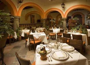 Luxury Experience Restaurante El Mural De Los Poblanos Puebla Mexico