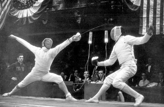 In Alameda, Bay Area sports history of fencing detailed
