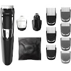 Philips Norelco Multigroom 3000 Electric Trimmer, Black