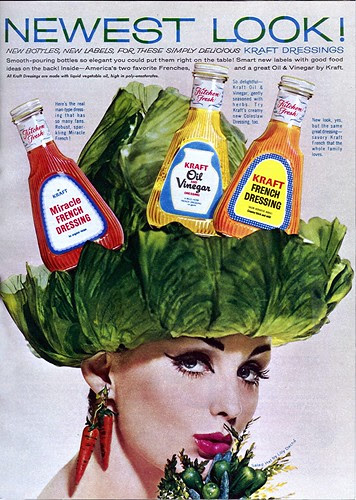 1962 - Salad Hat