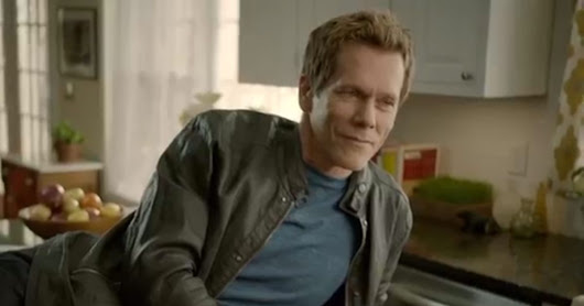 Kevin Bacon Finally Made an Ad for Eggs