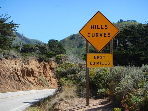 Everyday for 7 Weeks - Day 39 - San Francisco to San Luis Obispo