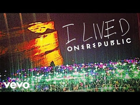 #MusicMonday : OneRepublic - I lived
