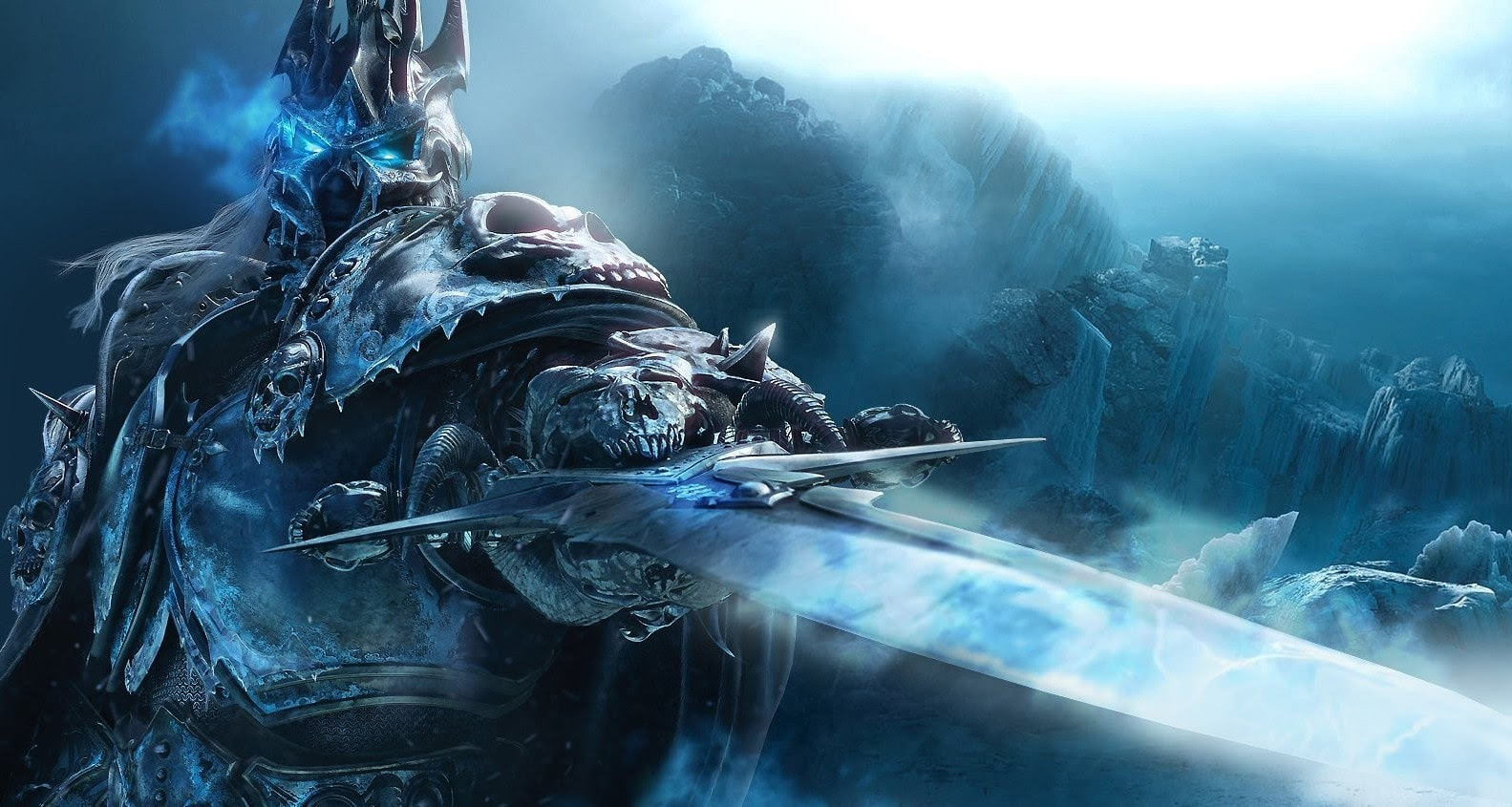 World Of Warcraft Death Knight Lich King Wallpapers