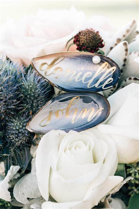 Dusty Blue and Gold Malibu Wedding at Rancho Chiquita