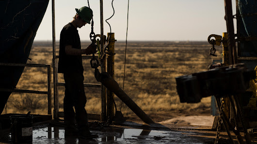 A tale of woe in Texas, as gauges turn negative - MarketWatch