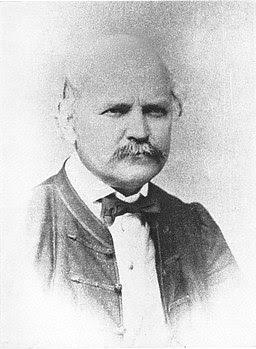 Ignaz Semmelweis 1861