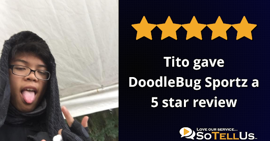 Tito N gave DoodleBug Sportz a 5 star review