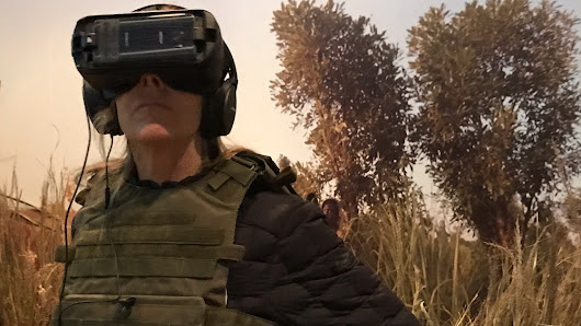 Kathryn Bigelow, Hillary Clinton, and Virtual Reality Join Forces to Save the Elephants