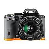 PENTAX デジタル一眼レフ PENTAX K-S2 18-50REキット (ブラック×オレンジ) K-S2 18-50REKIT (BLACK×ORANGE) 13209