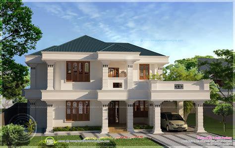 august kerala home design floor plans home plans