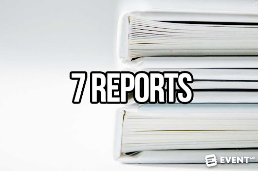 7 Must Read Reports for Eventprofs