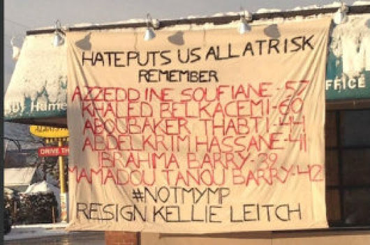 Banner calls on Kellie Leitch to resign: 'Hate puts us all at risk' | Toronto Star