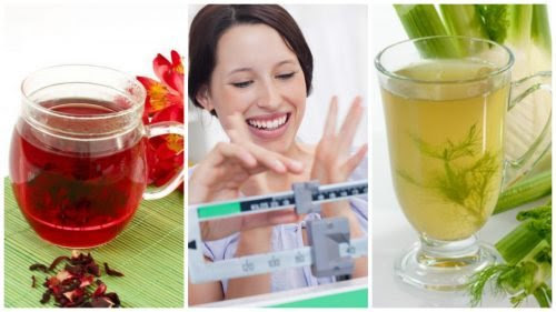 6 Natural Infusions To Easily Lose Weight | Health | BeautyOnFleeck