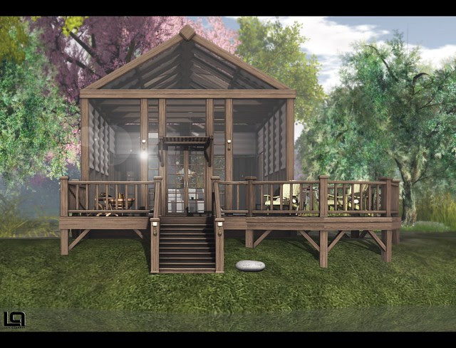 The Home Show - Pixel Mode - The Lake House - Front