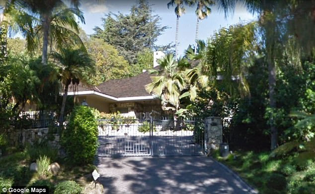 Bezos bought the original property in 2007. It has a separate guesthouse, a six-car garage and a motorcourt