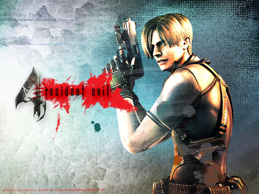 Leon Kennedy Wallpaper Resident Evil 4 Oboi 35806036 Fanpop