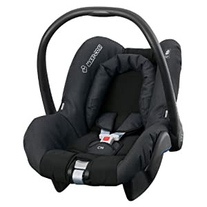 Maxi-Cosi 68802186 - Citi SPS stone, Autokindersitz Klasse 0+ ab der Geburt bis ca. 15 Monate (0 - ca. 13 kg)