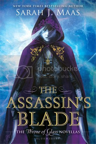 The Book Rest - Review for The Assassin's Blade by Sarah J Maas