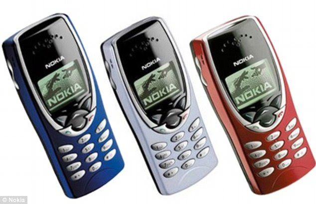Among the top-sellers  is the Nokia 8210, with a tiny monochrome screen and plastic buttons, at ¿59.99 (£48 or $80). Finnish firm Nokia, the biggest mobile phone company before the advent of Apple's iPhone or Samsung's Galaxy, offloaded its handset division to Microsoft this year after failing to catch the smartphone wave