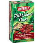 Emerald Cocoa Roast Almonds, Dark Chocolate - 7 pack, 0.63 oz each