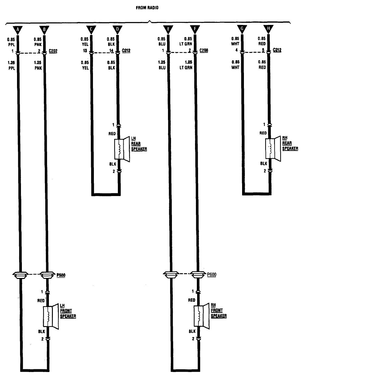 F2c Wiring Diagram For 1992 Geo Prizm Wiring Library