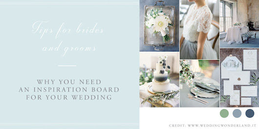 Create An Inspiration Board For Your Wedding