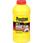Prestone Synthetic Brake Fluid - 12 fl oz bottle