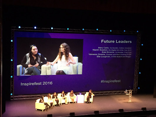 InspireFest 2016: Outbox Alumni take the stage!