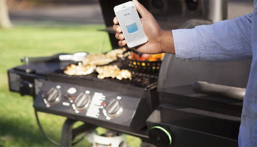 Refuel reminds you to gas up the grill before your flame even flickers