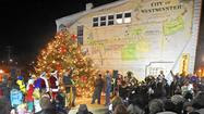 Miracle on Main Street Electric Holiday Parade [Pictures]