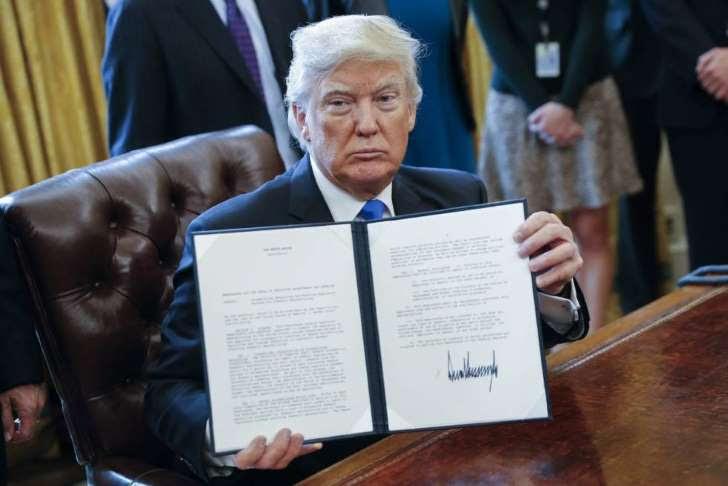 Trump anuncia este miércoles decreto para construir muro separe EU y México