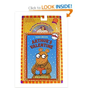 Arthur's Valentine: Book & CD (Arthur Adventures)
