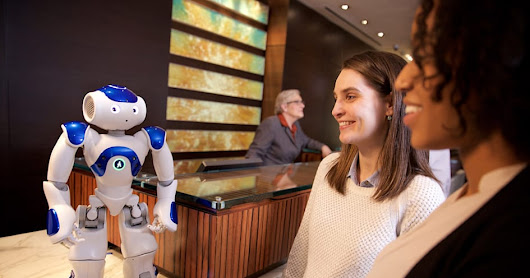 IBM Watson powers Hilton's robotic concierge 'Connie'